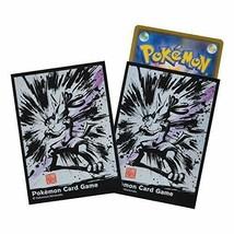 *Pokemon Center Original Pokemon card game deck shield Sumi-e Retsuden L... - $17.41