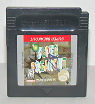 Nintendo GAME BOY - SUPER BREAKOUT (Game Only) - $6.75