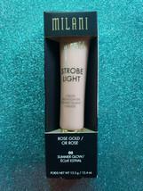 Milani Strobe Light Liquid Highlighter Rose Gold Summer Glow (05) - $9.99