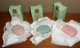 Vintage 3 Avon Boxed SOAP ON A ROPE w Wrapping~Moonwind~Charisma~Sweet ... - $28.00