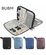 BUBM® Bag PU Leather Storage Bag Ipad Air Pro 26 Cm Digital Shockproof H... - $28.22+