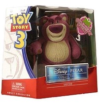 Toy Story Lotso Sand Diego Comic Con Strawberry Scented  Adult Collector... - $58.29