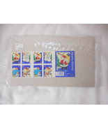 Holiday Cookies Booklet Pane of 20  - Mint NH VF Original pk - $9.36