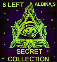 6 LEFT $300 ONLY ALBINA'S SECRET NEVER OFFERED COLLECTION OF SECRETS MAG... - $100,007.77