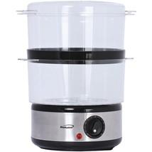 Brentwood Appliances TS-1005 2-Tier Food Steamer - £32.10 GBP