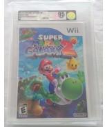 Super Mario Galaxy 2 (Nintendo Wii) Nuevo Precinto de Fábrica VGA 95 VGA... - $448.70