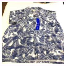 89178ec1 Cooke Street Men's Short Sleeve Tiki Button Up Camp Shirt - $11.12