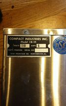 VINTAGE SS Electric Soup and Coffee INSULATED 1 Gallon DISPENSER image 4