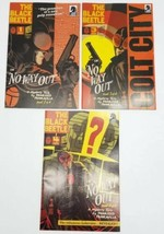 The Black Beetle No Way Out 1 3 4 Jan 2013 Nearly Complete Dark Horse Comic Book - $57.97