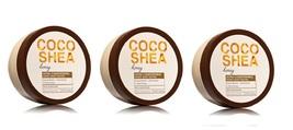 3 Bath & Body Works Coco Shea Honey Richly Nourishing Whipped Body Butter - $28.99