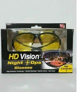 HD Vision Night Special OPS Glasses Original As Seen On TV Anti-Glare HD... - $14.84