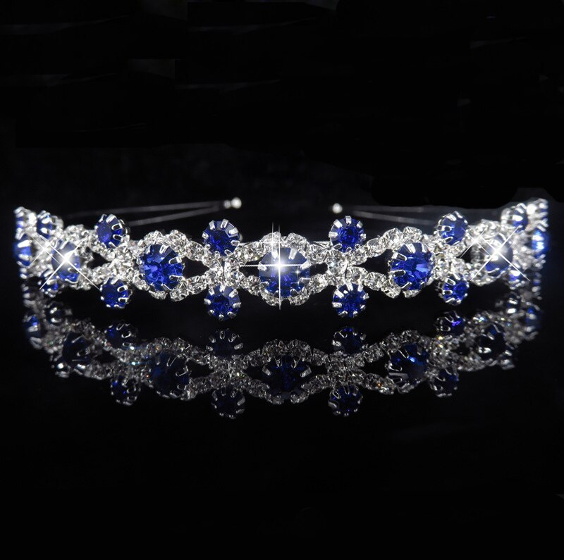 Primary image for Princess Tiara Bridal Prom Crown Girl Elegant Hairbands Pearl Crystal Wedding Ha