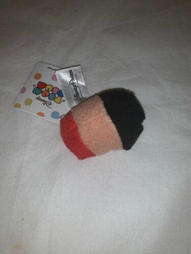 "Disney Parks The Jungle Book Boy Mowgli 3.5"" Small Tsum Tsum Plush Toy New"