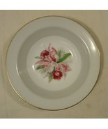 Noritake 5049 Vintage Dessert Bowl 5 1/2in x 5 1/2in x 1 1/2in China Gol... - $8.84