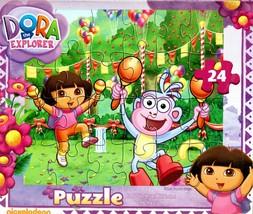 Dora the Explorer - 24 Pieces Jigsaw Puzzle - v10 - $12.86