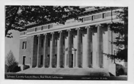 Tehama County Court House Red Bluff California RPPC Real Photo postcard - $7.87