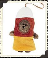 "Boyds Bears ""Baby C Corn"" #562426- 3.5"" Peeker Bear Ornament- New -Retired - $24.99"