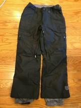 Burton Snow Board Ski Pants Black Women's Medium - $35.00
