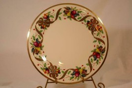 """Lenox 2013 Holiday Tartan Dinner Plate 10 3/4"""" New With Tags - $27.71"""