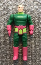 Lex Luthor - 1984 Kenner DC Super Powers Collection Action Figure - 4.5 ... - $14.70