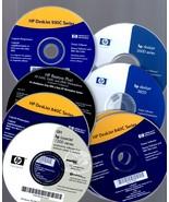 Hewlett Packard (HP) Printer Software - 7 Discs - $9.95