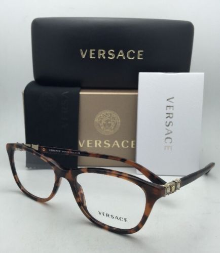 816110852b0 New VERSACE Eyeglasses 3213-B 944 52-17 140 and 50 similar items