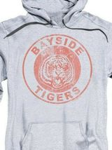 Bayside Tigers saved by the Bell Retro 80s teen sitcom graphic hoodie NBC143 image 3