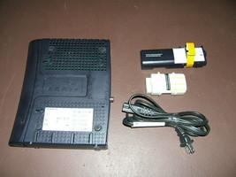 Arris TM502G Modem / 2 Batteries - $25.00