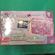 Bandai Tamagotchi Pen touch notebook Pocket Designer Cover set mezzo-pia... - $119.99