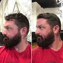 KUSCHELBÄR Heated Beard Straightener Brush from MASC by Jeff Chastain - Straight image 7