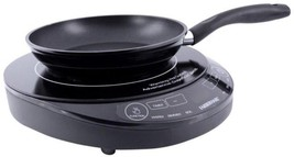 Midea Multi-Functional Round Induction Cooker w/ Fry Pan MCSTW1316 - $53.27