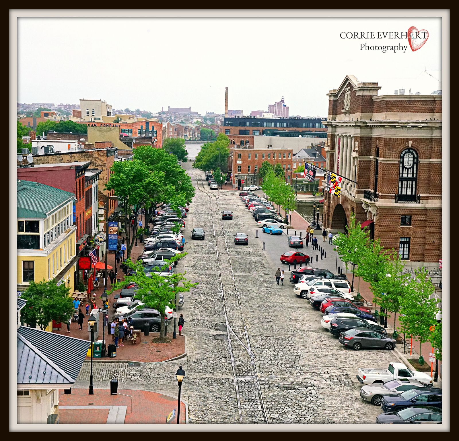 Thames Street - Fells Point