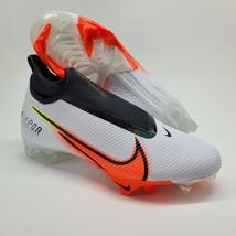 Nike Vapor Edge Pro 360 Premium Men's Sz 12 Football Cleats White CD0085... - $68.31