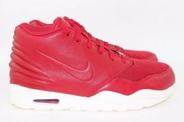 Nike Air Entertrainer Size 9.0 Men Varsity Red New Rare Legit Brilliant Comfort - $108.89
