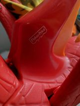 Fisher Price Imaginext Red Winged Eagle Talon Castle Dragon W Sounds! Works!! image 3