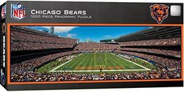 "MasterPieces NFL Chicago Bears Stadium Panoramic Jigsaw Puzzle, 1000 Pieces, 13"" - $22.72"