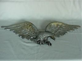 """Vintage Cast Metal Eagle  25 1/2"""" Great Detail - $55.00"""
