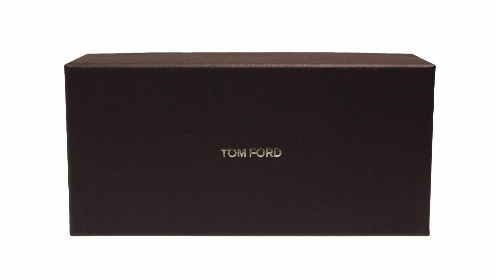 Tom Ford Stacy FT0452 01C Dorado Lente Espejo Aviador Hombres Gafas de Sol
