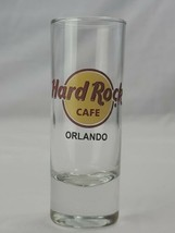 "Hard Rock Cafe 4"" Shot Glass ORLANDO (au) - $9.90"