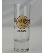 "Hard Rock Cafe 4"" Shot Glass ORLANDO (au) - $9.90"