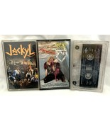 JACKYL-TWISTED SISTER-CINDERELLA Cassette Tape Collection ROCK - $12.86