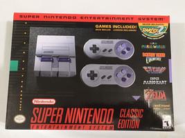 Nintendo - Super Entertainment System: NES Classic Edition - $154.99