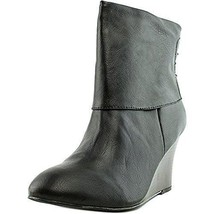 style and co zany womens boot black US 7.5 M - $39.59