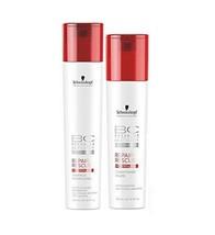 Schwarzkopf Hairtherapy Repair Reversilane Shampoo-250ml&Conditioner 200... - $53.23