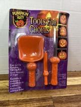 "Vintage Pumpkin Carving Kit ""Tools for Ghouls"" - $15.99"