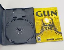 Gun - PlayStation 2 Manual Only No Disc - $7.87