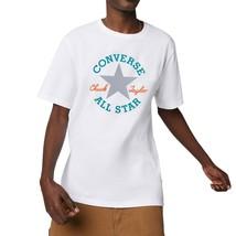 Converse Deconstructed Chuck Taylor T-Shirt White 10020526-A02-102 - $40.30