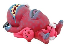 Red Bellye In Food Coma Figurine - $14.83