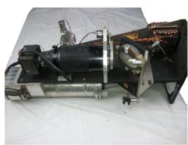 Newport Optical Mount 600A-4 Nikkor 80-200mm Lab Equipment Laser Photonics Lens image 10