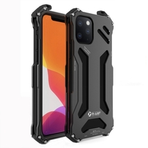 R-JUST Shockproof Armor Metal Case for iPhone 11 Pro Max image 1